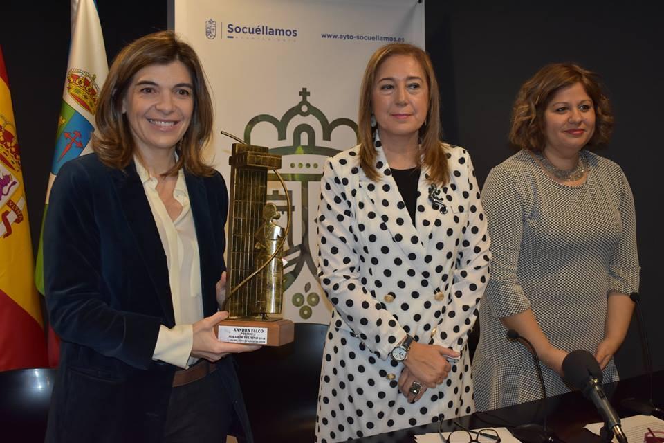 """Premio """"Mirador del Vino """"2018-3"""