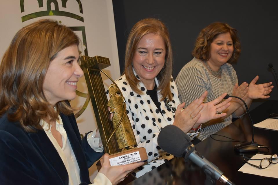 """Premio """"Mirador del Vino """"2018"""