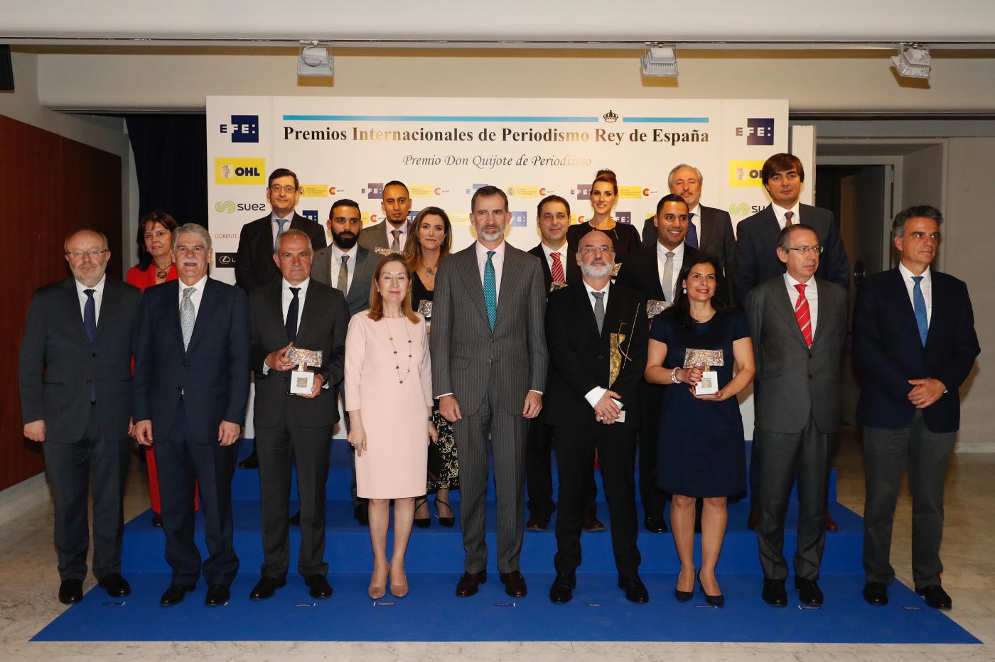 rey-personalidades-premios-periodismo-efe