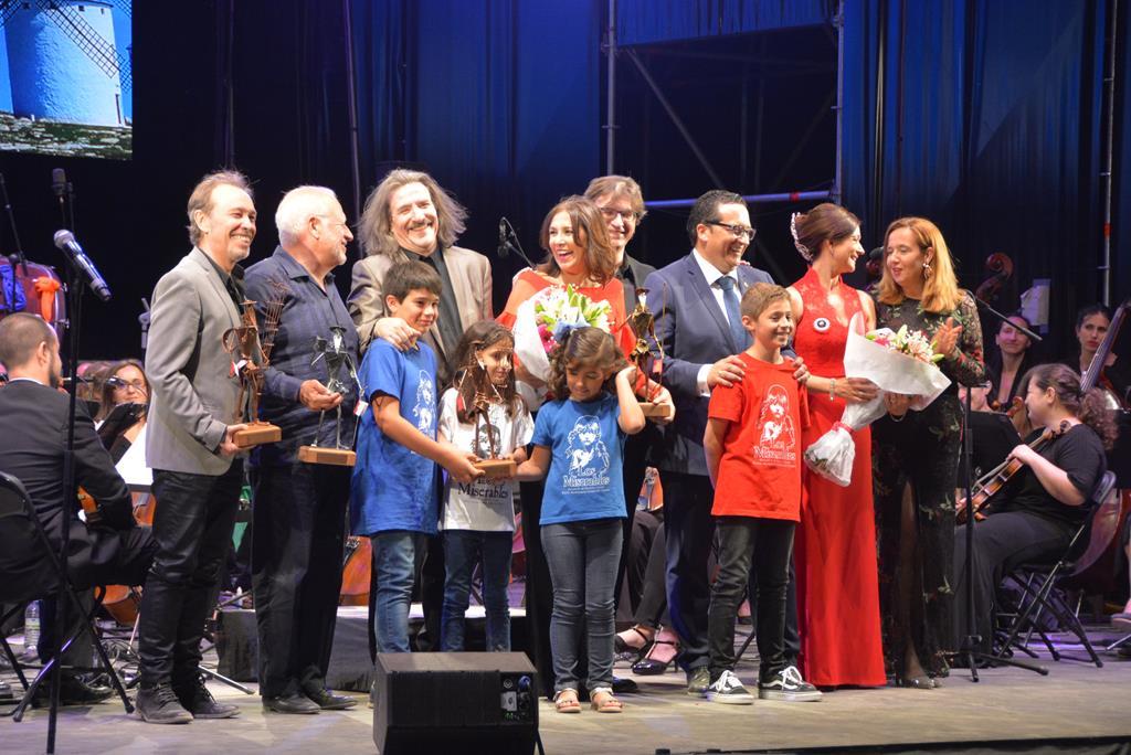XIII Gala de la Música. Todos los premiados