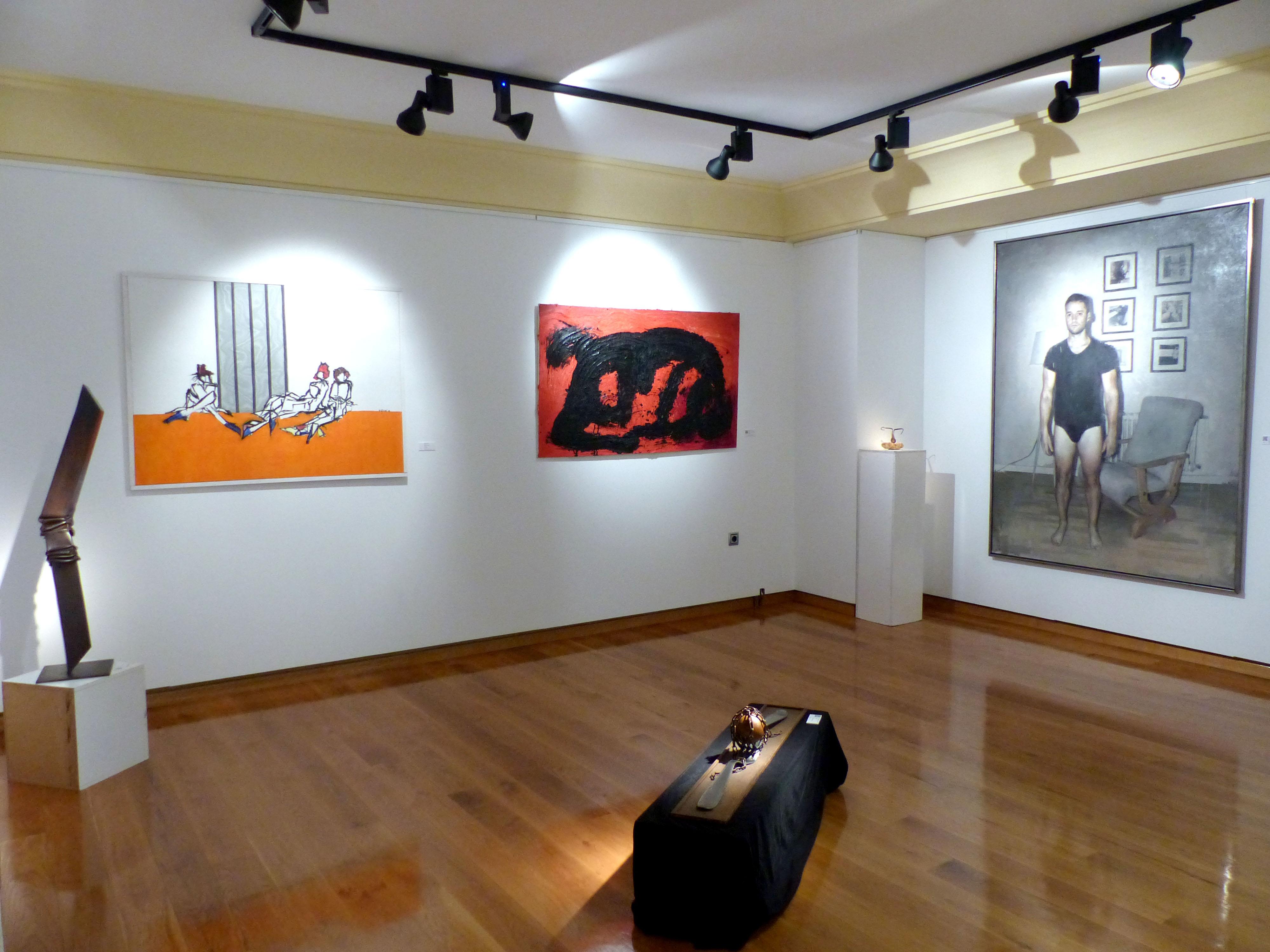 Exposición XX Certamen de Arte José Lapayese Bruna