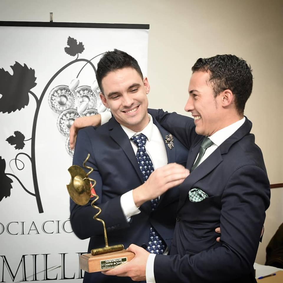 Ganador del VI Concurso de Sumilleres de Castilla la Mancha