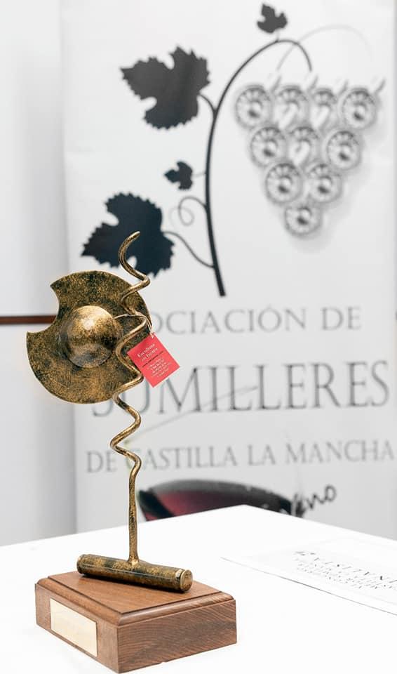 Premio Sumilleres Castilla la Mancha