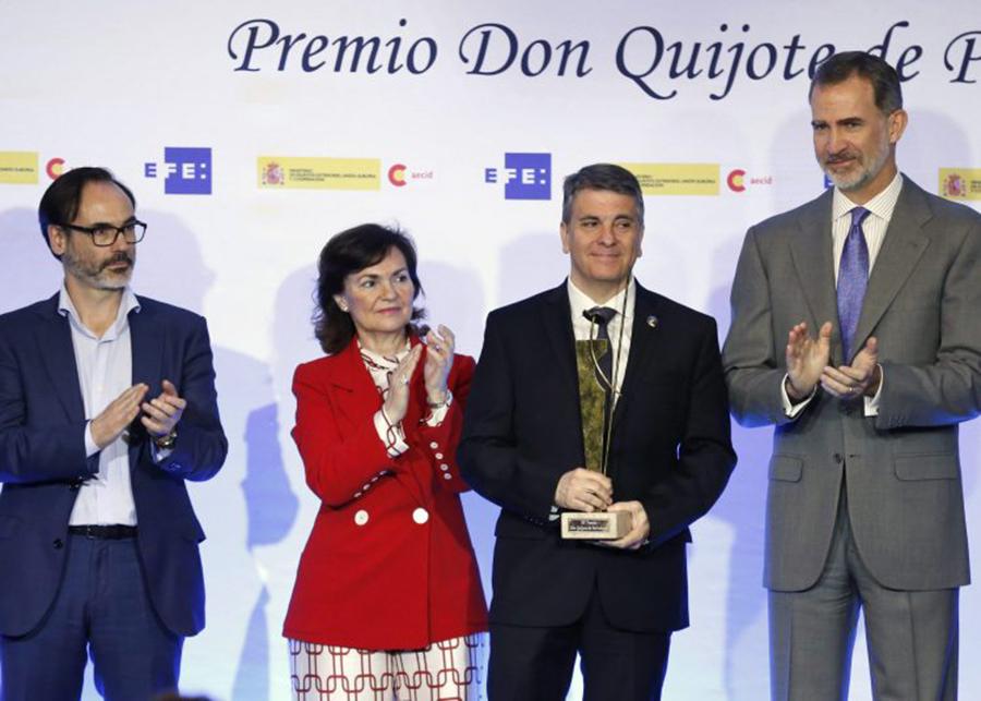 Premio Don Quijote de Periodismo