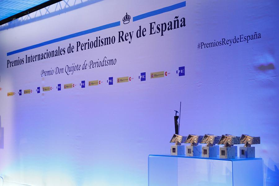 Premios Internacionales de Periodismo Rey de España 2019